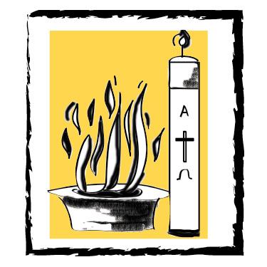 Easter Vigil Holy Week Journey Together